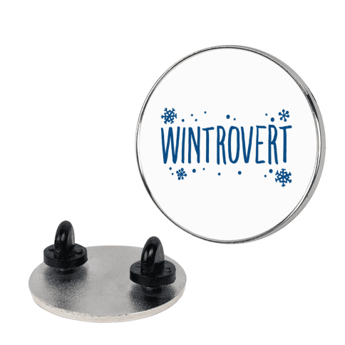 Wintrovert pin