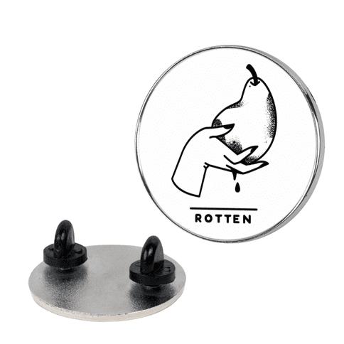 Rotten pin