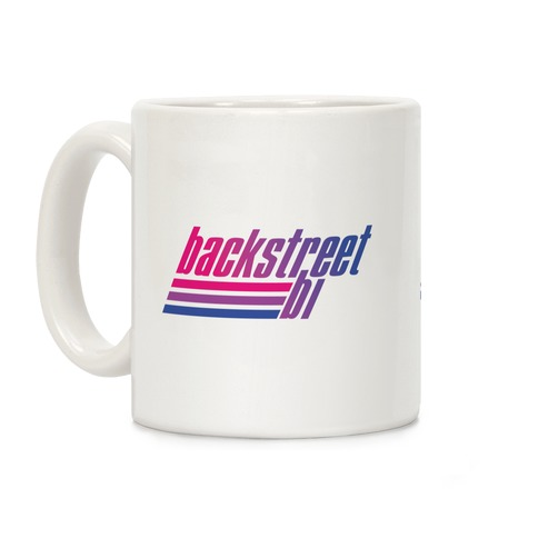Backstreet Bi Coffee Mug