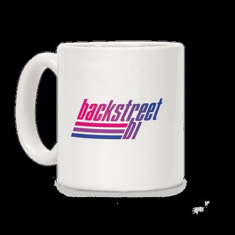 Backstreet Bi Coffee Mug
