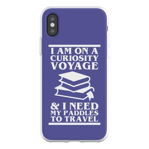 Curiosity Voyage Phone Flexi-Case