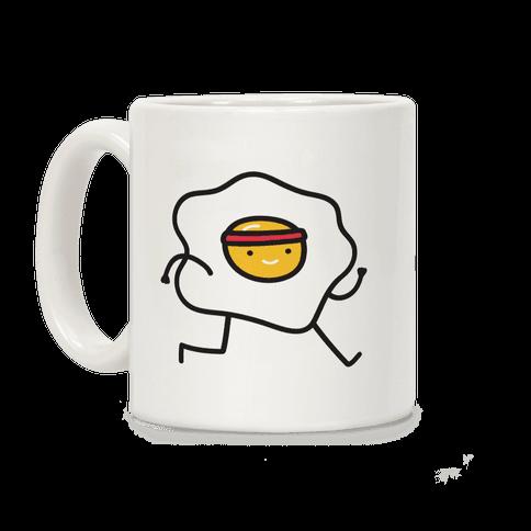 Runny Egg Coffee Mug