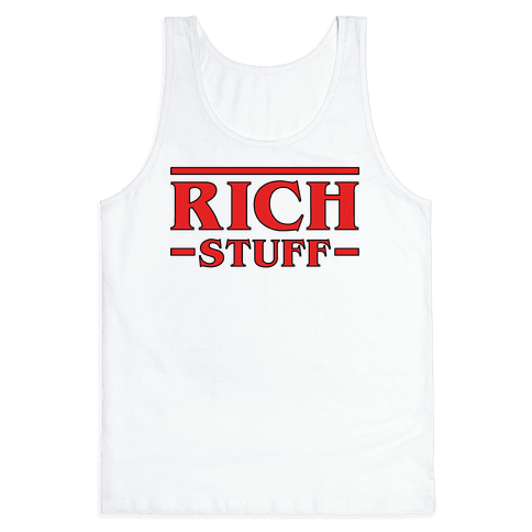 Rich Stuff Tank Top