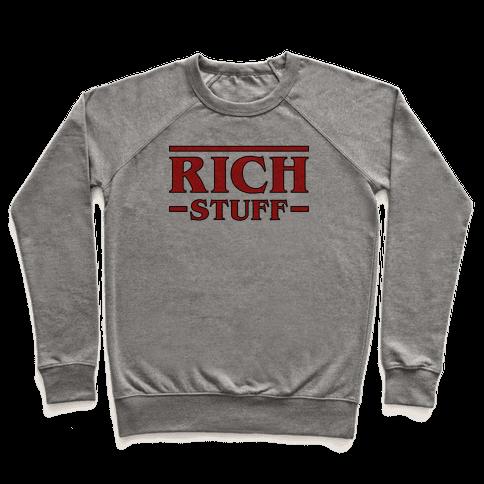 Rich Stuff Pullover