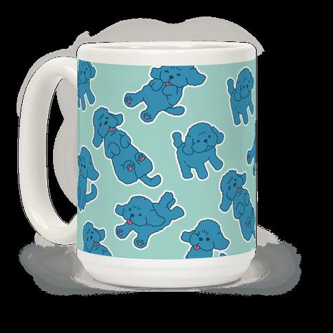Yuri Blue Poodle