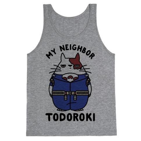 My Neighbor Todoroki Tank Top