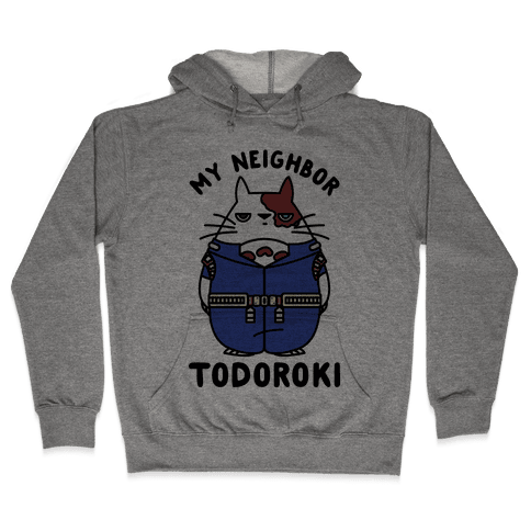 My Neighbor Todoroki Hooded Sweatshirt