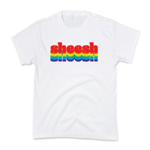 Retro Sheesh Kids T-Shirt