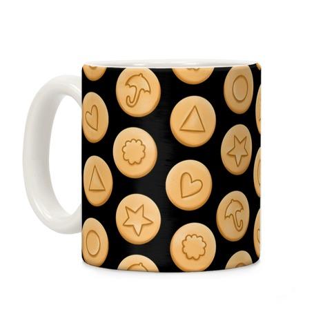 Dalgona Cookies Coffee Mug