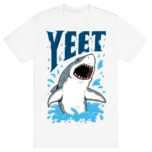 YEET shark T-Shirt