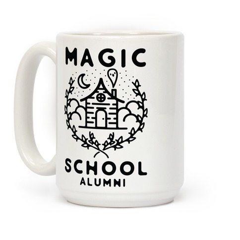 Magic School Alumni Coffee Mug