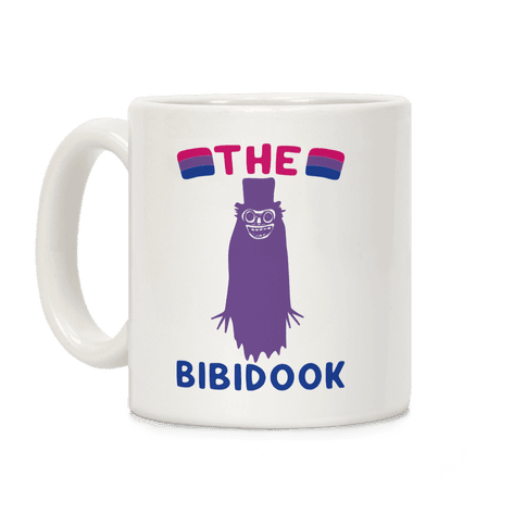 The Bibidook Parody Coffee Mug