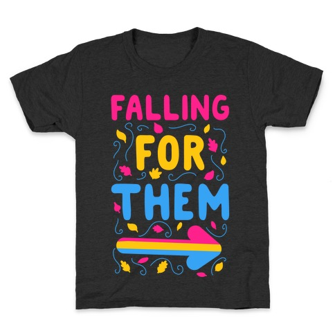 Falling for Them Kids T-Shirt