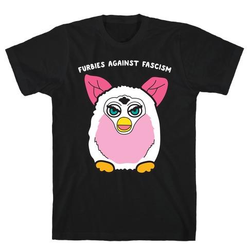 Furbies Against Fascism T-Shirt