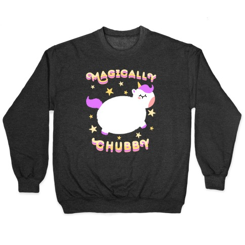 Magically Chubby Pullover