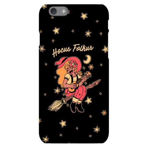 Hocus Folkus Phone Case