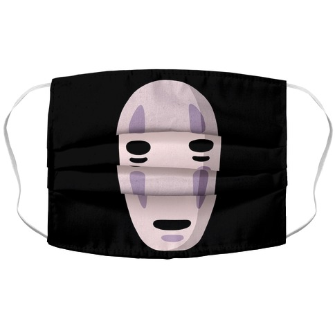 No Face Face Mask Cover