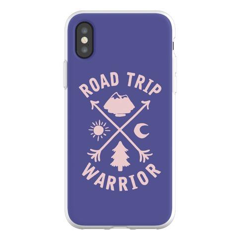 Road Trip Warrior Phone Flexi-Case