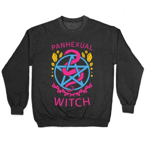 Panhexual Witch Pullover