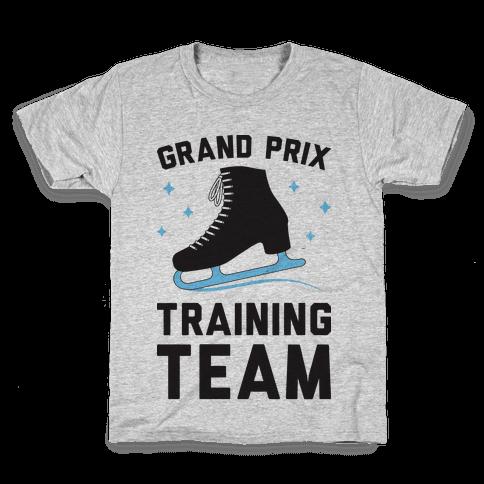 Grand Prix Training Team Kids T-Shirt