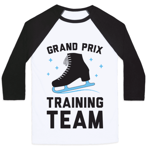 Grand Prix Training Team Baseball Tee