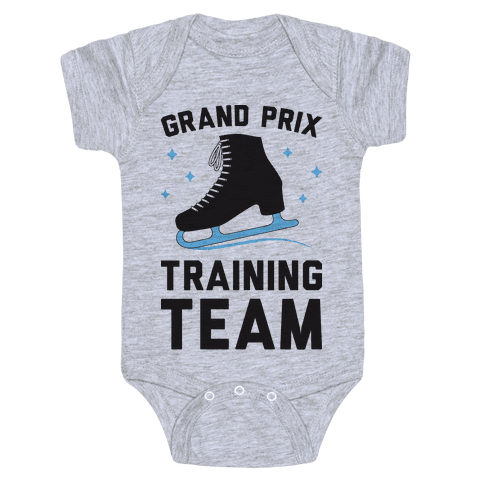Grand Prix Training Team Baby Onesy