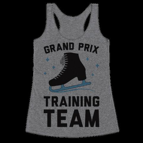 Grand Prix Training Team Racerback Tank Top