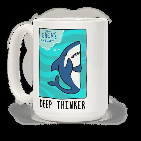 Deep Thinker Shark