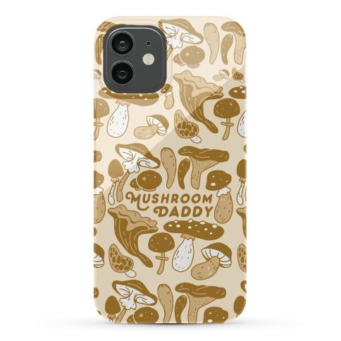 Mushroom Daddy Phone Case
