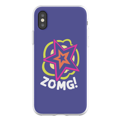 Ryuji Zomg! Phone Flexi-Case