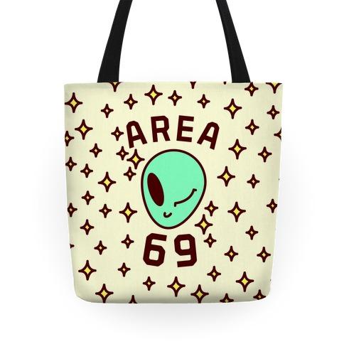 Area 69 Tote