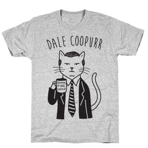 Dale Coopurr Mens T-Shirt