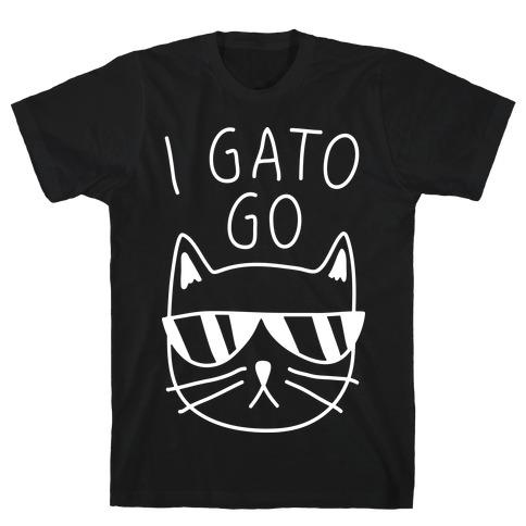 I Gato Go Mens T-Shirt