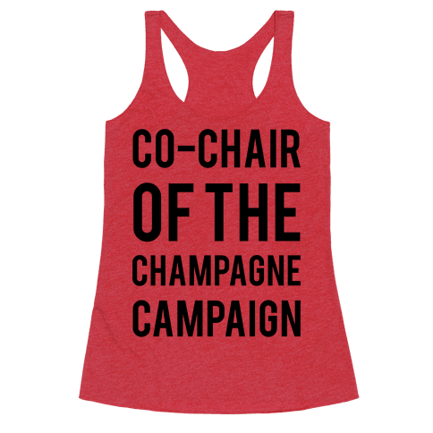 Co-Chair Of The Champagne Campaign