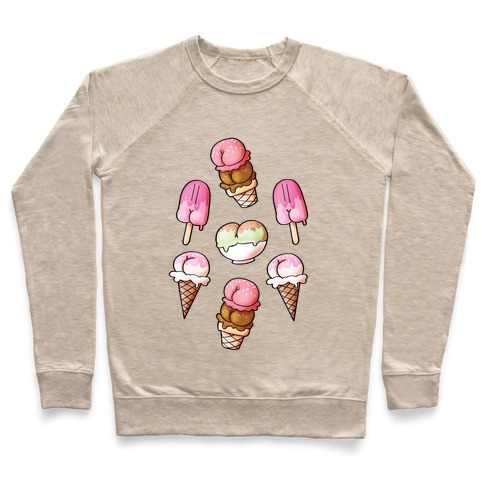Ice Cream Butts Pullover