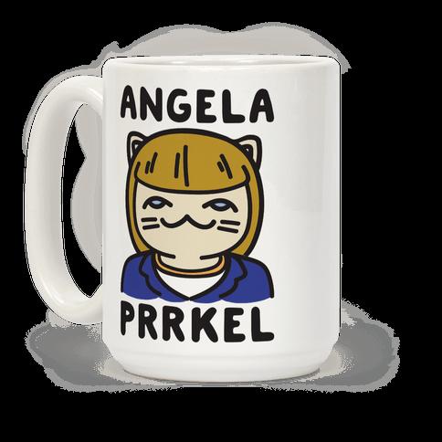 Angela Prrkel Parody