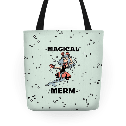 Magical Merm Tote