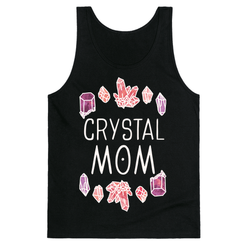 Crystal Mom Tank Top