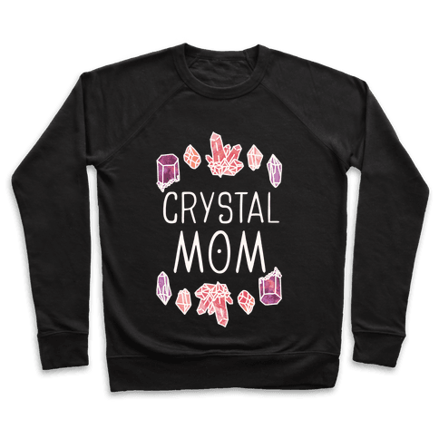 Crystal Mom Pullover
