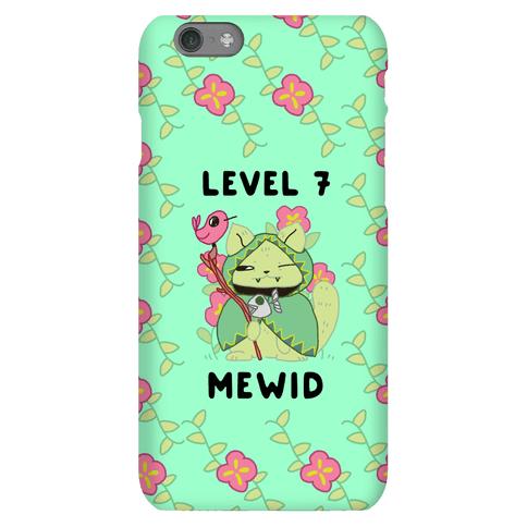 Level 7 Mewid Phone Case