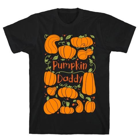 Pumpkin Daddy T-Shirt