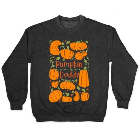 Pumpkin Daddy Pullover