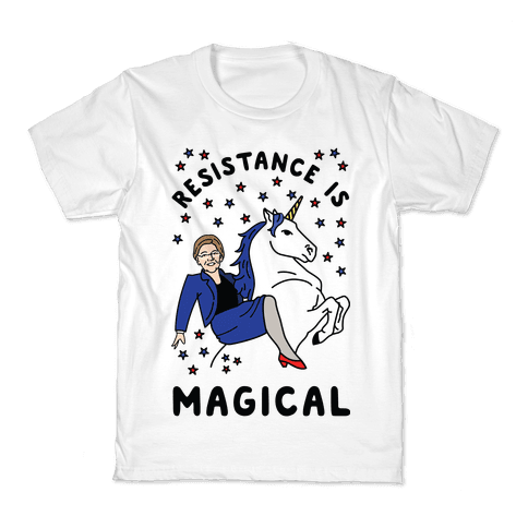 Resistance is Magical Kids T-Shirt
