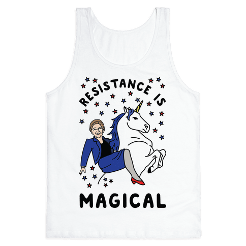 Resistance is Magical Tank Top