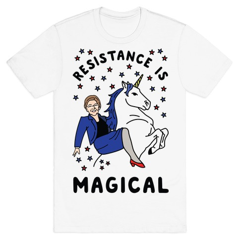 Resistance is Magical T-Shirt