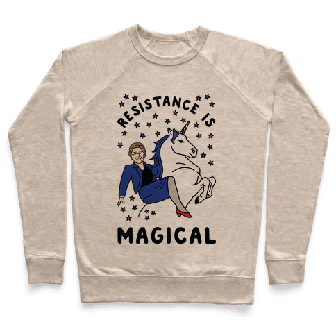 Resistance is Magical Pullover