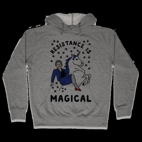 Resistance is Magical Hooded Sweatshirt
