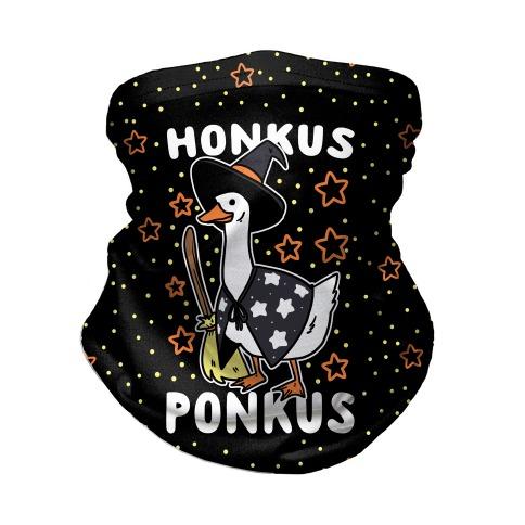 Honkus Ponkus Neck Gaiter