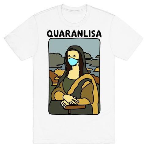 Quaranlisa Parody T-Shirt