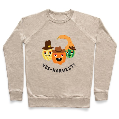 Yee-Harvest! Pullover